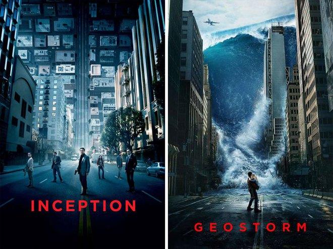 """Những pha """"mượn ý tưởng cực khét của designer khiến poster 2 bộ phim vốn không liên quan lại giống nhau đến kỳ lạ - Ảnh 30."""