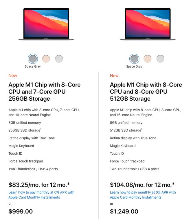 Chiếc MacBook Air giá rẻ mà Apple không bán cho người dùng - Ảnh 1.