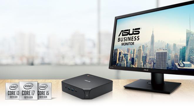 ASUS ra mắt Chromebox 4: PC mini với chip Intel thế hệ 10, RAM 16GB, giá từ 6.7 triệu đồng - Ảnh 1.