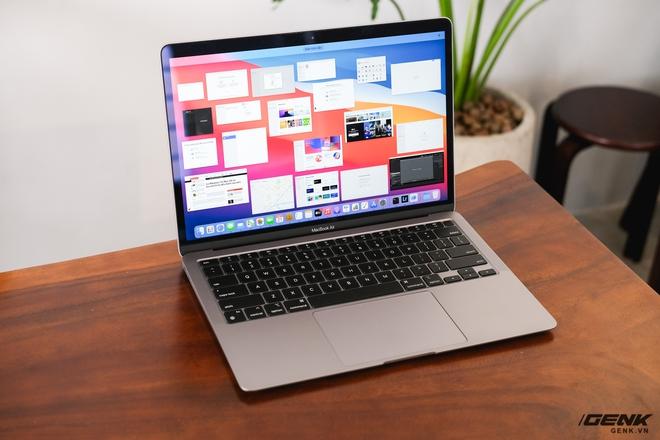 Trải nghiệm nhanh MacBook Air 2020 chip M1: Tôi đã sốc khi Pro 13 inch 2020 bị ngửi khói toàn tập - Ảnh 4.