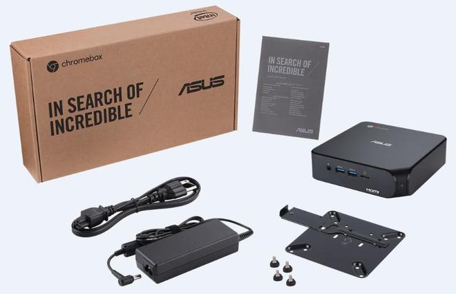 ASUS ra mắt Chromebox 4: PC mini với chip Intel thế hệ 10, RAM 16GB, giá từ 6.7 triệu đồng - Ảnh 5.