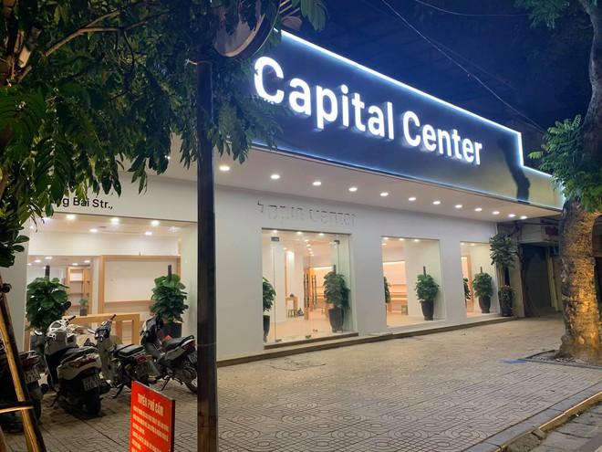 Apple Store nhái tại Hà Nội bị đổi tên thành Capital Center, logo táo khuyết bị gỡ - ảnh 3