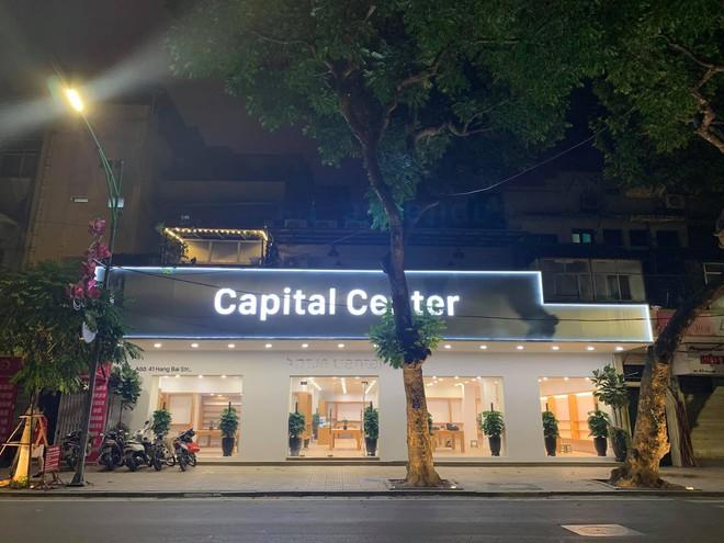 Apple Store nhái tại Hà Nội bị đổi tên thành Capital Center, logo táo khuyết bị gỡ - ảnh 2