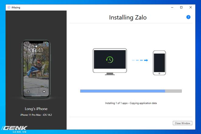 Hướng dẫn sao lưu, khôi phục dữ liệu ứng dụng trên iPhone và iPad - Ảnh 23.