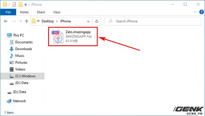 Hướng dẫn sao lưu, khôi phục dữ liệu ứng dụng trên iPhone và iPad - Ảnh 18.
