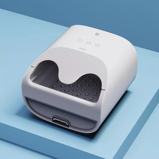 Xiaomi ra mắt bồn ngâm chân: Làm ấm nhanh và ổn định, giá 1.4 triệu đồng - Ảnh 1.