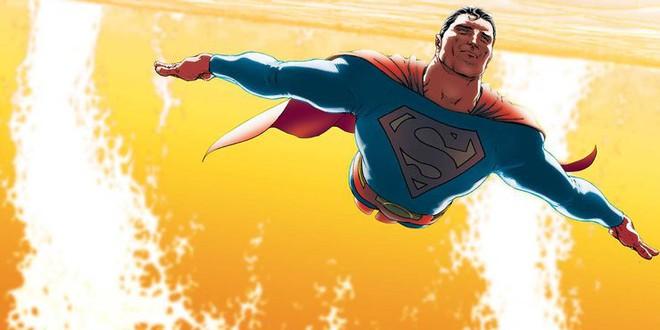 Đi tìm phiên bản mạnh nhất của Superman - Ảnh 2.