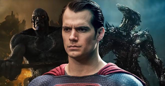 Tại sao Darkseid không phải là nhân vật phản diện của Justice League mặc dù đang ở trong Snyder Cut - Ảnh 1.