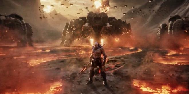 Tại sao Darkseid không phải là nhân vật phản diện của Justice League mặc dù đang ở trong Snyder Cut - Ảnh 2.
