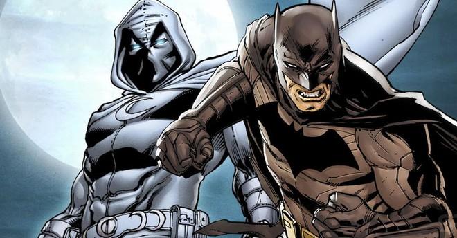 Được xem là Batman của Marvel, nhưng liệu Moon Knight có mạnh hơn không? - Ảnh 2.