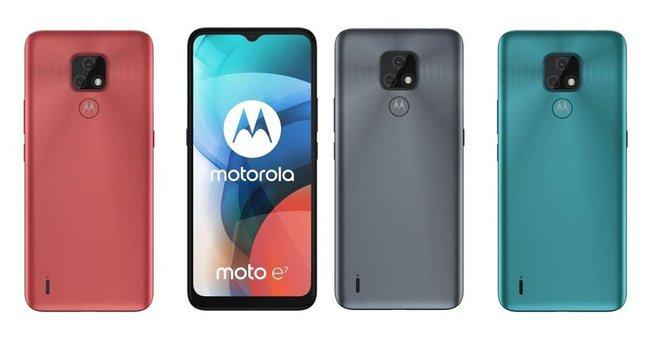 Motorola ra mắt chiếc smartphone có giá rẻ nhất Moto E7 - Ảnh 3.