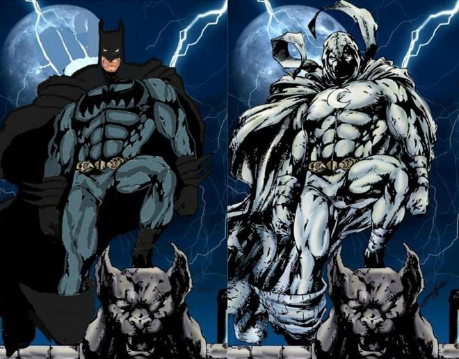 Được xem là Batman của Marvel, nhưng liệu Moon Knight có mạnh hơn không? - Ảnh 1.