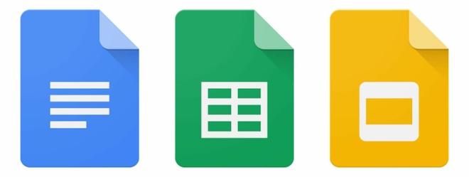 Google Docs, Sheets, Slides trên iOS hỗ trợ chỉnh sửa tập tin Microsoft Office - Ảnh 1.