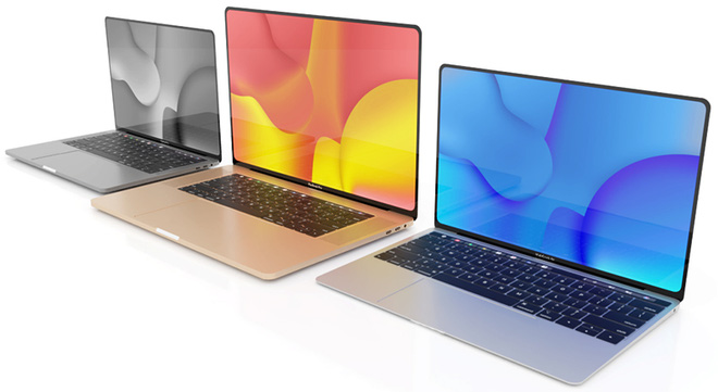 Không chỉ Mac M1, MacBook Intel cũng sẽ được cải tổ thiết kế trong năm sau - Ảnh 2.