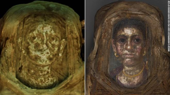Bí ẩn bên trong những xác ướp có khuôn mặt người thật ở Ai Cập - Ảnh 5.