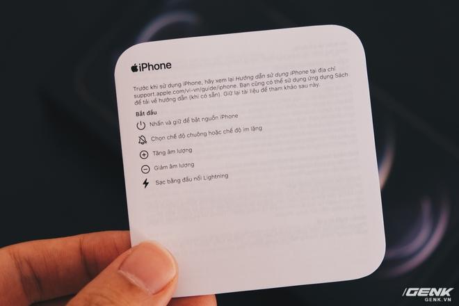 Mở hộp iPhone 12 Pro Max chính hãng VN/A đang khan hiếm hàng trên toàn quốc - Ảnh 7.