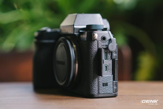 Trên tay Fuji X-S10: Máy ảnh Fujifilm dành cho người chưa từng dùng Fujifilm - Ảnh 8.