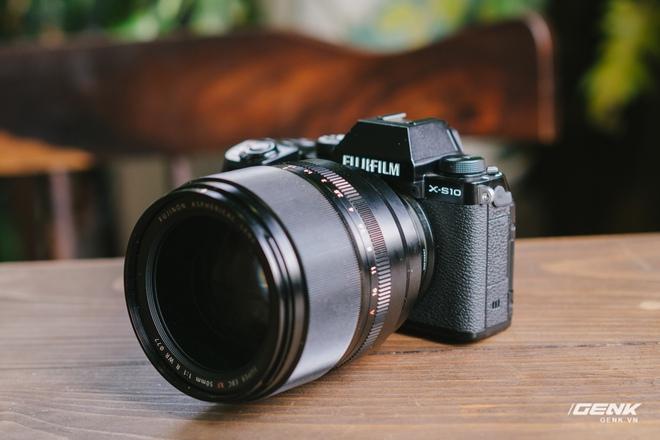 Trên tay Fuji X-S10: Máy ảnh Fujifilm dành cho người chưa từng dùng Fujifilm - Ảnh 14.