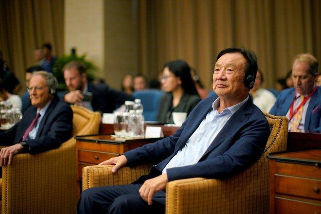 Ông Nhậm Chính Phi hi vọng smartphone giá rẻ Honor sẽ vượt Huawei - Ảnh 1.