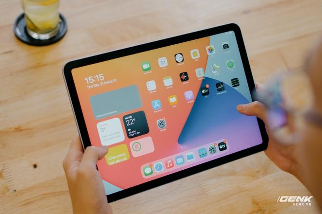 Đánh giá iPad Air 4: Tốt, nhưng chưa nên mua ngay - Ảnh 10.