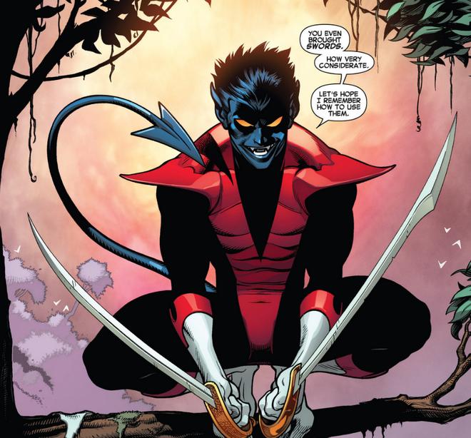 X-Men 3: Tại sao Nightcrawler không trở lại - Ảnh 4.