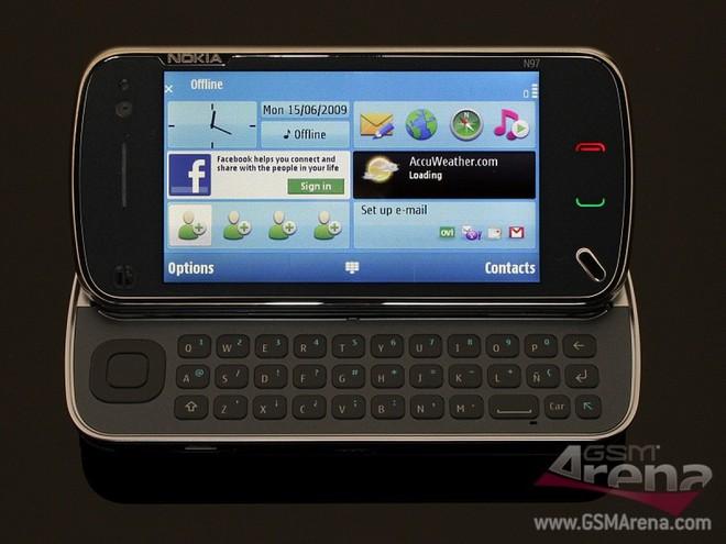 Nokia N97: tưởng là iPhone killer hóa ra lại là thứ giết chết chính Nokia - Ảnh 7.