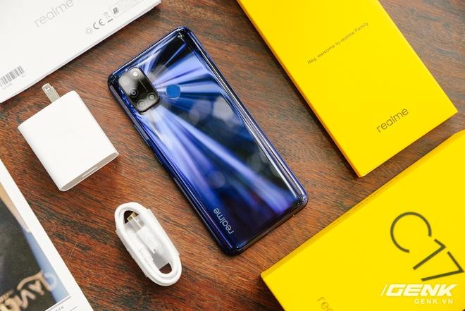 Trên tay Realme C17 tại Việt Nam: Vẫn chạy Snapdragon 460, bù lại tăng thêm 2GB RAM và đã trang bị màn hình 90Hz - Ảnh 17.