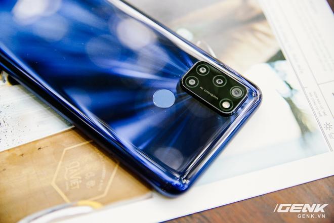 Trên tay Realme C17 tại Việt Nam: Vẫn chạy Snapdragon 460, bù lại tăng thêm 2GB RAM và đã trang bị màn hình 90Hz - Ảnh 8.