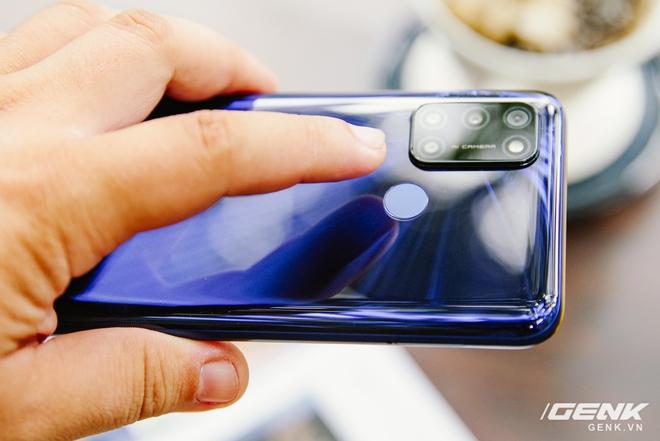 Trên tay Realme C17 tại Việt Nam: Vẫn chạy Snapdragon 460, bù lại tăng thêm 2GB RAM và đã trang bị màn hình 90Hz - Ảnh 6.