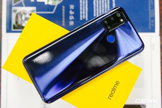Trên tay Realme C17 tại Việt Nam: Vẫn chạy Snapdragon 460, bù lại tăng thêm 2GB RAM và đã trang bị màn hình 90Hz - Ảnh 14.
