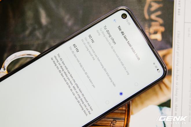Trên tay Realme C17 tại Việt Nam: Vẫn chạy Snapdragon 460, bù lại tăng thêm 2GB RAM và đã trang bị màn hình 90Hz - Ảnh 13.