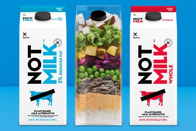 Đây là loại sữa của tương lai: Được AI pha từ rau củ quả nhưng có hương vị, cảm giác nếm và dinh dưỡng giống hệt sữa bò - Ảnh 3.
