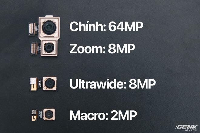 Camera dưới màn hình của Vsmart Aris Pro hoạt động ra sao? Chúng tôi đã bung máy để tìm hiểu - Ảnh 8.