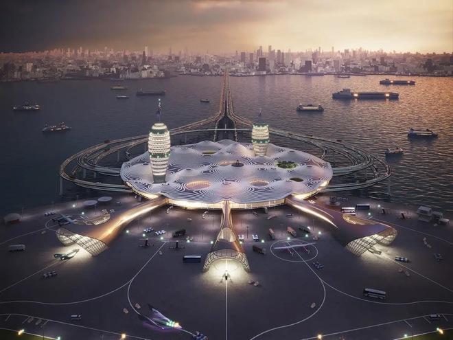 Sân bay vũ trụ sẽ trông ra sao nếu các chuyến bay thương mại lên không gian trở thành hiện thực - Ảnh 4.