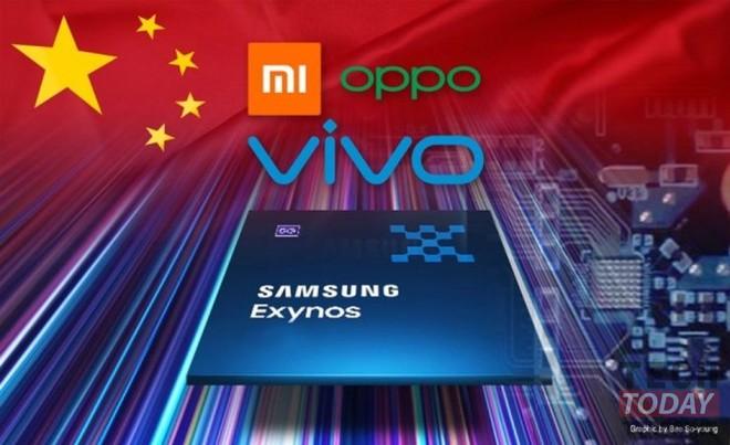 Chip Exynos của Samsung sắp được cung cấp cho cả Xiaomi, Oppo và Vivo - Ảnh 1.