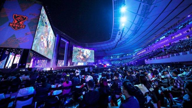 Chính quyền Thượng Hải tổ chức giải đấu eSport toàn dân - Ảnh 1.