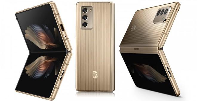 Samsung W21 5G ra mắt: Giống hệt Z Fold2 nhưng to hơn, giá 70 triệu đồng - Ảnh 2.