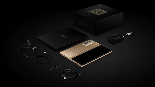 Samsung W21 5G ra mắt: Giống hệt Z Fold2 nhưng to hơn, giá 70 triệu đồng - Ảnh 5.