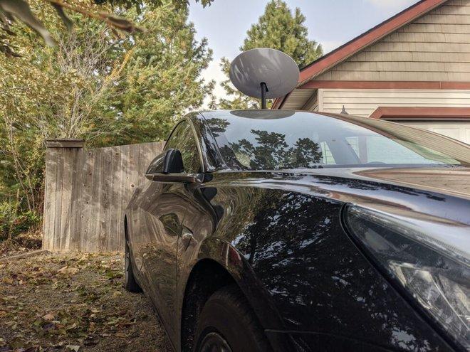 Đánh giá dịch vụ internet vũ trụ của Elon Musk: tốc độ nhanh và ổn định, độ trễ thấp, đồng không mông quạnh vẫn có tín hiệu - Ảnh 2.