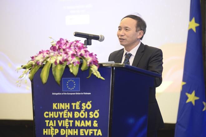 Đại sứ EU: EVFTA là nền tảng tiềm năng thúc đẩy kinh tế số và chuyển đổi số ở Việt Nam - Ảnh 2.