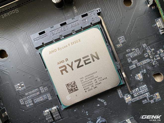 Đánh giá AMD Ryzen 9 5950X và Ryzen 7 5800X: từ làm việc tới chơi game đều đỉnh, không chừa đất sống cho đối thủ - Ảnh 4.