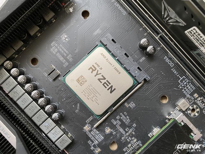 Đánh giá AMD Ryzen 9 5950X và Ryzen 7 5800X: từ làm việc tới chơi game đều đỉnh, không chừa đất sống cho đối thủ - Ảnh 5.