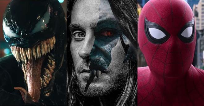 Sức mạnh của Morbius trên màn ảnh sẽ như thế nào khi so sánh với Venom và Spider-Man - Ảnh 2.