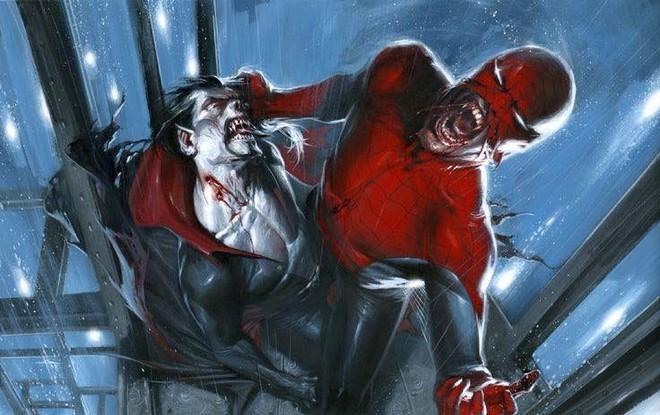 Sức mạnh của Morbius trên màn ảnh sẽ như thế nào khi so sánh với Venom và Spider-Man - Ảnh 5.