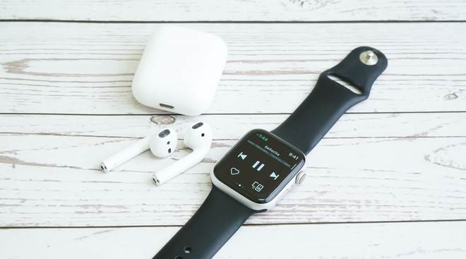 Spotify ra mắt tính năng phát nhạc từ Apple Watch mà không cần kết nối với iPhone - Ảnh 1.