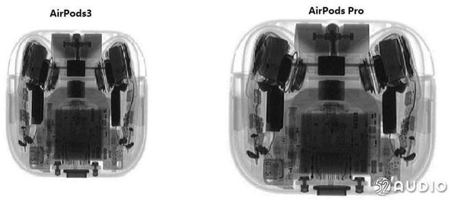 AirPods 3 lộ ảnh thực tế, thiết kế giống AirPods Pro - Ảnh 3.