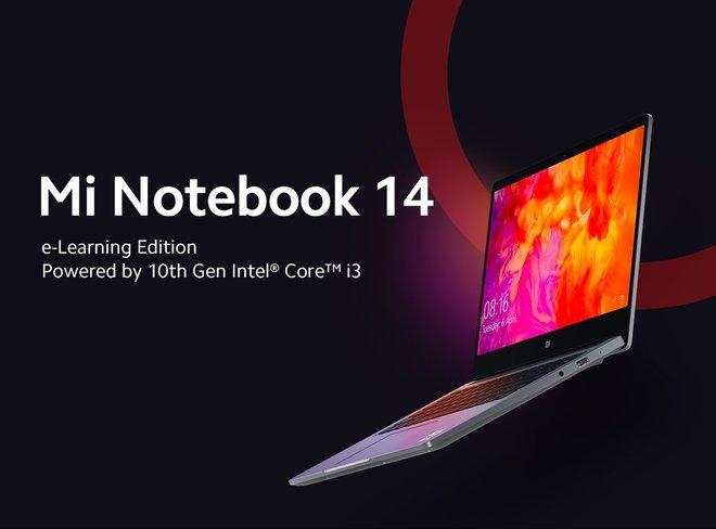 Xiaomi ra mắt laptop dành cho học online: Core i3-10110U, RAM 8GB, pin 10 tiếng, giá 11.6 triệu đồng - Ảnh 1.