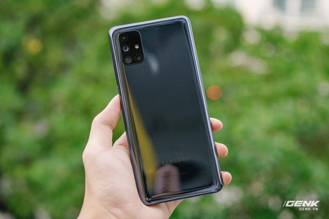 Trên tay Galaxy M51: Smartphone có pin trâu nhất phân khúc, giá 9.49 triệu đồng - Ảnh 4.