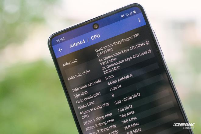 Trên tay Galaxy M51: Smartphone có pin trâu nhất phân khúc, giá 9.49 triệu đồng - Ảnh 14.