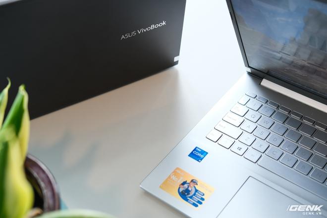 Cận cảnh laptop VivoBook 14/15 mới chạy Intel Xe: Cuối cùng một chiếc laptop chạy đồ họa Intel đã có thể chơi sương sương game AAA - Ảnh 3.